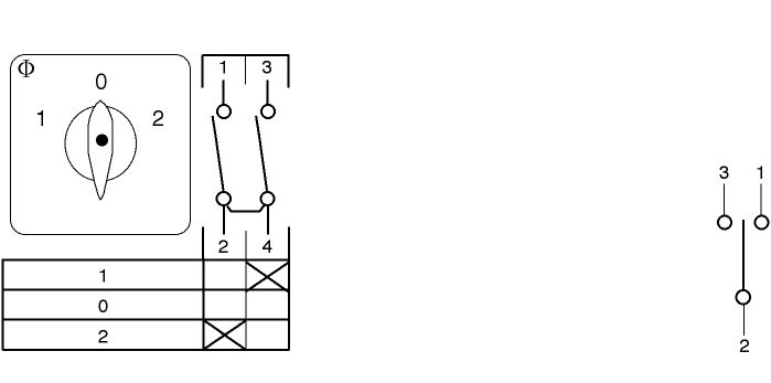 Nokkakytkin Vaihto - Cg4 A210-600 Fs2 Cg4 A210-600 Fs2 - 3610905