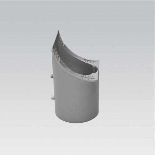 yleiskiinnike 5xa59000xm2 mastflange 60 alu coated2. Black Bedroom Furniture Sets. Home Design Ideas