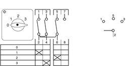 nokkakytkin ca10 a241 pf1 ca10 a241 pf1 3611071 kraus naimer rh sahkonumerot fi kraus&naimer c42 wiring diagram kraus naimer ca10 wiring diagram