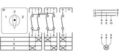 nokkakytkin suunnanvaihto ca20 a401 pf4 ca20 a401 pf4 3611079 rh sahkonumerot fi kraus & naimer c18 wiring diagram kraus naimer ca20 wiring diagram